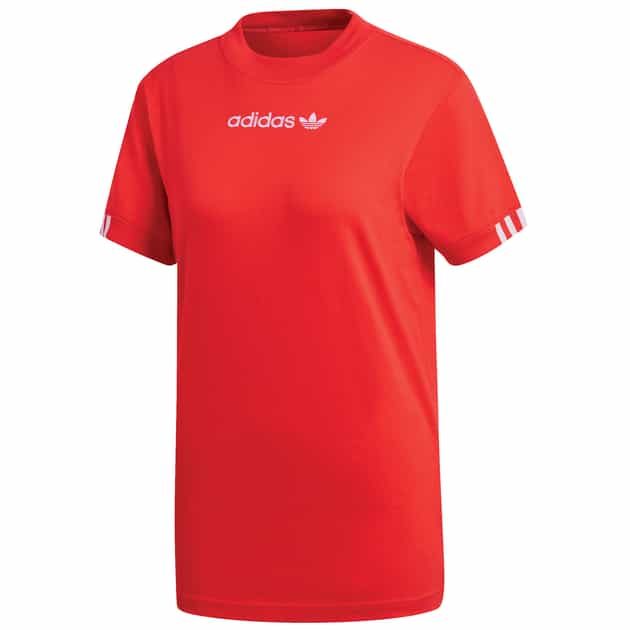adidas Originals Coeeze T SHIRT Rot