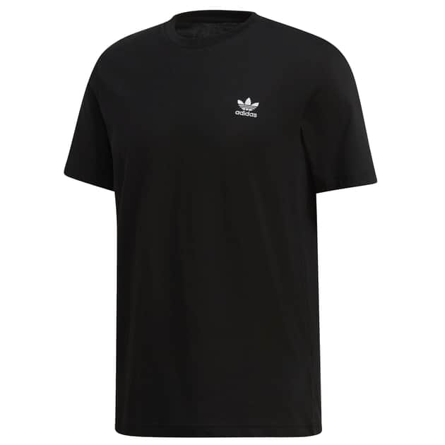 adidas Originals ESSENTIAL T Schwarz