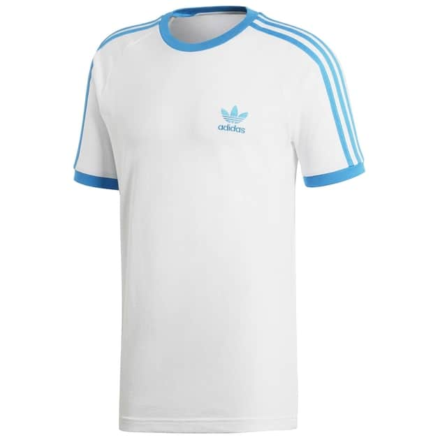 adidas Originals 3-STRIPES TEE Weiß