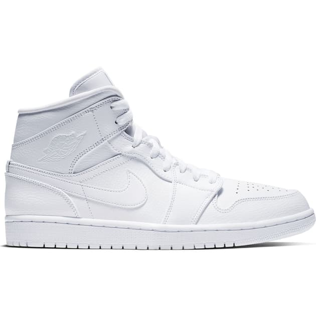 Nike Men's Air Jordan 1 Mid Shoe Neutral