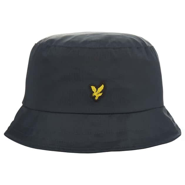 Lyle & Scott Ripstop Bucket Hat Dunkelblau