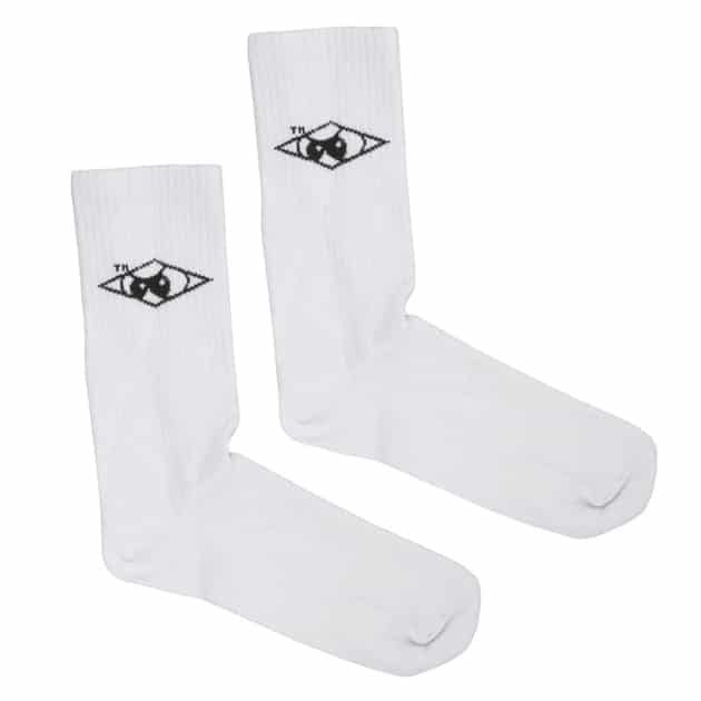 Unfair Athletics Hash Sports Socks Weiß