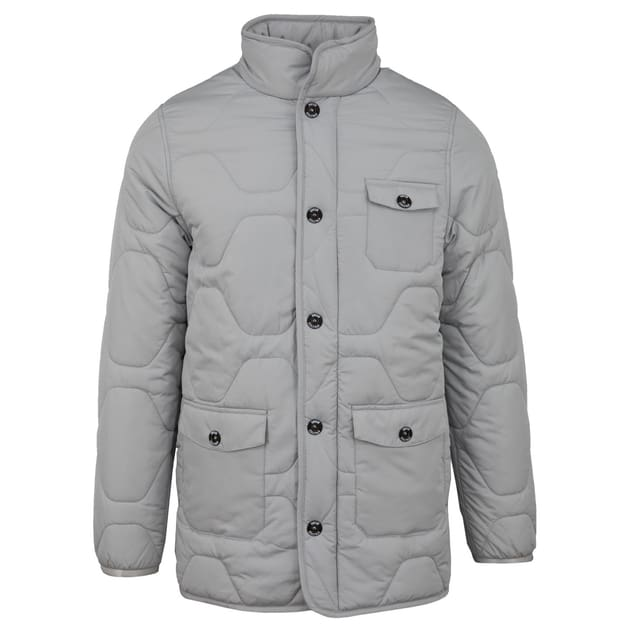Unfair Athletics DMWU Quilted Jacket Schwarz