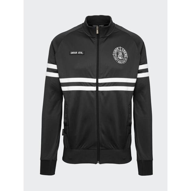 Unfair Athletics DMWU TRACKTOP Schwarz