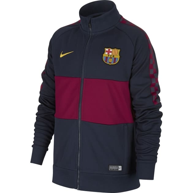 Nike Barcelona Track Top Kids Rot