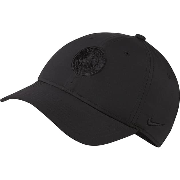 Nike Paris Saint Germain Cap Schwarz
