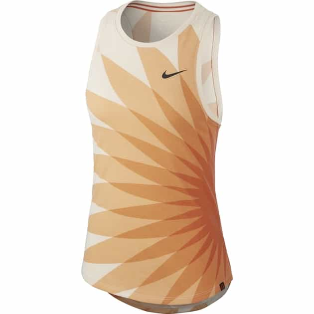 Nike Niederlande Women Tank Shirt Orange