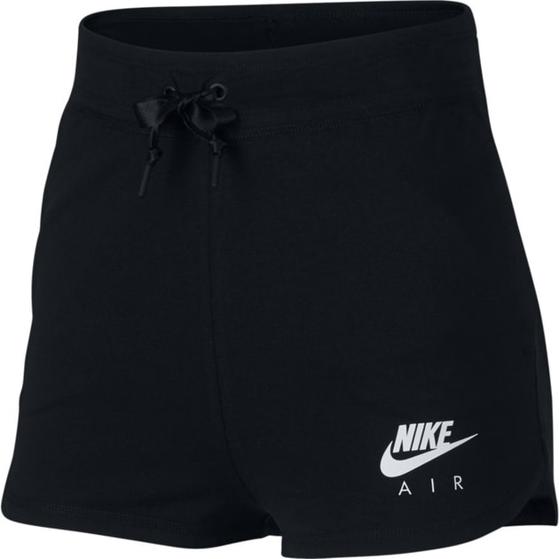 Nike W NSW AIR SHORT Schwarz