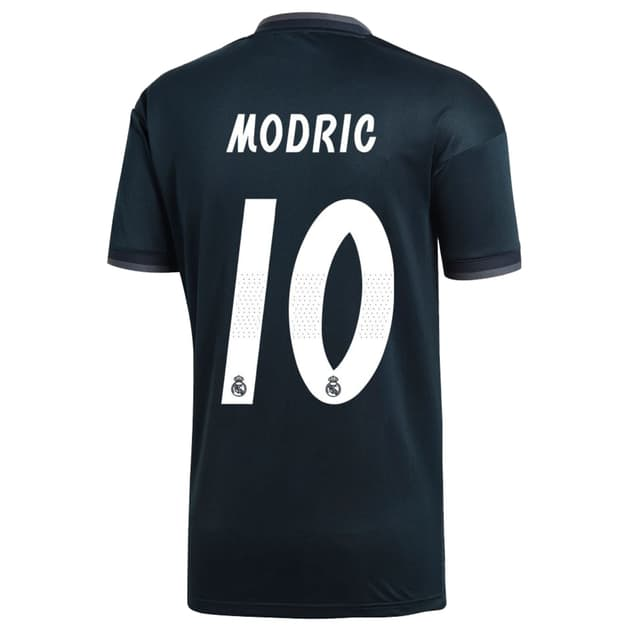 Dekographics Real Madrid Erw.Away 2018/19 Flock Modric