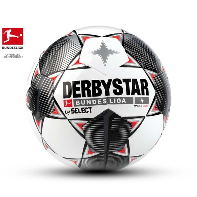 Derbystar BL Magic S-Light Weiß