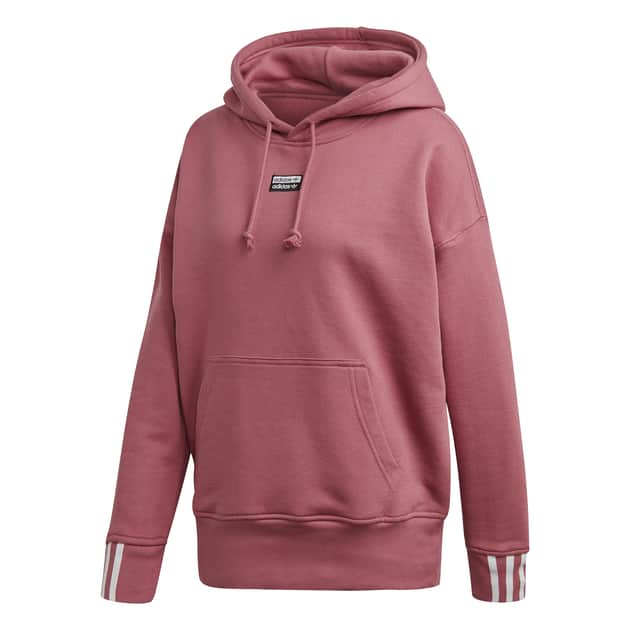 adidas Originals VOCAL HOODIE Rot