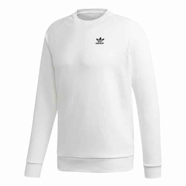 adidas Originals ESSENTIAL CREW Weiß