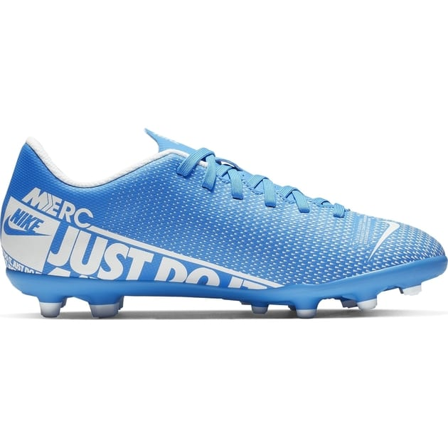 Nike Jr Vapor 13 Club FG/MG Hellblau