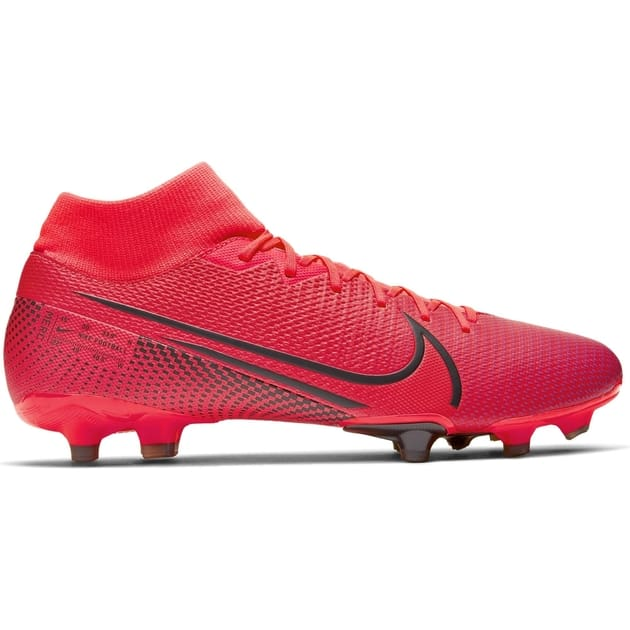 Nike MERCURIAL SUPERFLY 7 ACADEMY FG/MG Hellrot