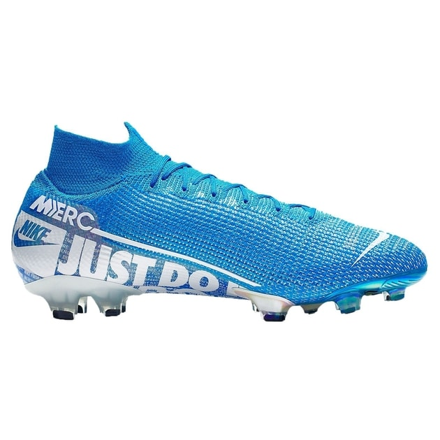 Nike MERCURIAL SUPERFLY 7 ELITE FG Blau