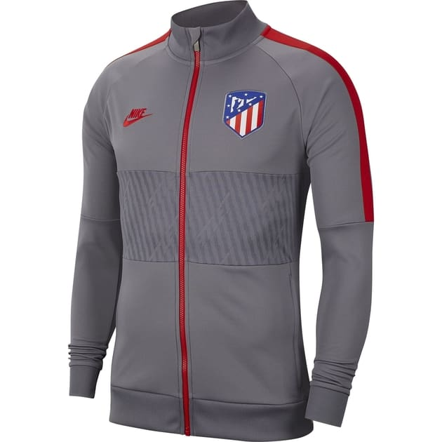 Nike Atletico Madrid Jacket Grau
