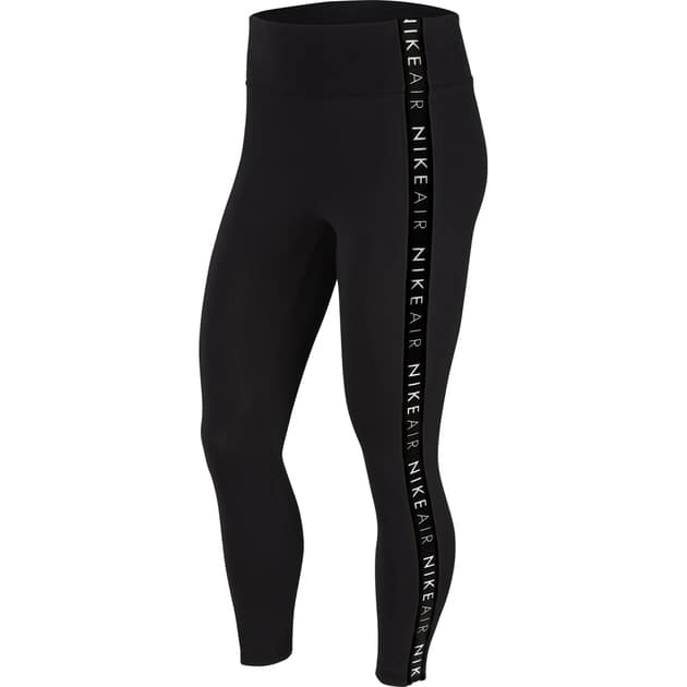 Nike W NSW Air Leggings Schwarz