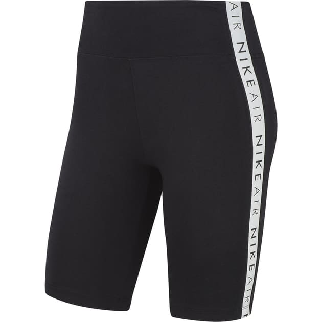 Nike W NSW Air Bike Short - Shorts (Schwarz | M)