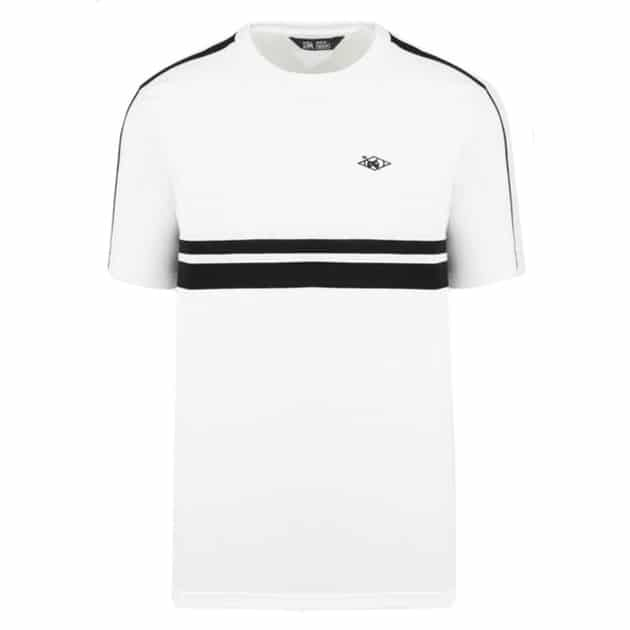 Unfair Athletics Hash Basic T-Shirt Weiß