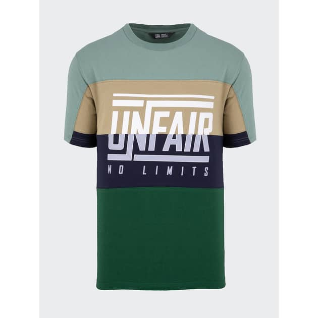 Unfair Athletics No Limit T-Shirt bei Sport Münzinger München