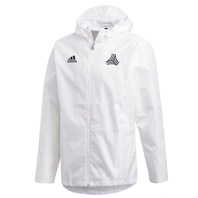 adidas TAN WINDBREAKER Weiß