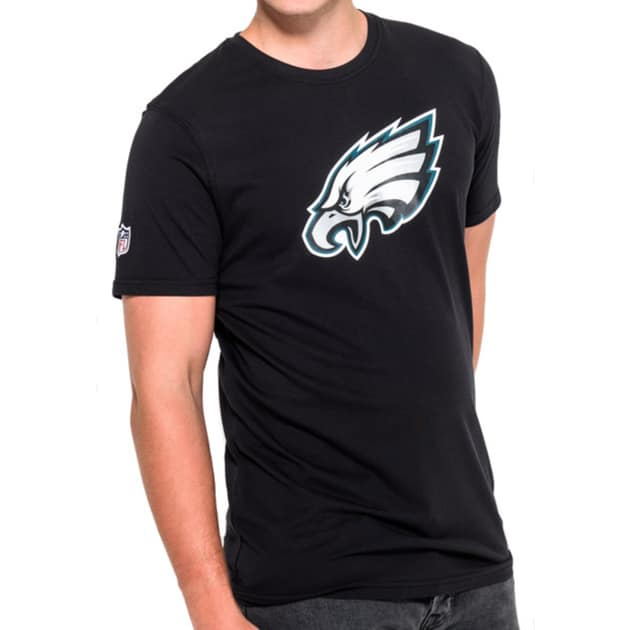 New Era Team Logo T-Shirt Philadelphia Eagles Bunt