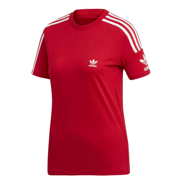 adidas Originals LOCK UP TEE Rot