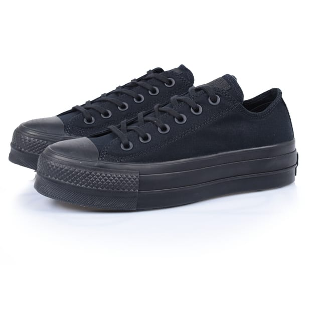 Converse CHUCK TAYLOR ALL STAR CLEAN LI Schwarz