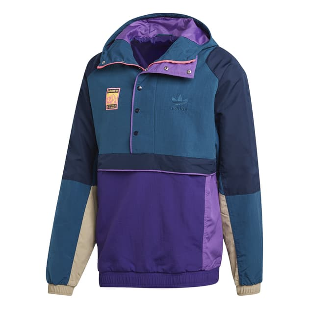 adidas Originals HOODED JACKET Bunt