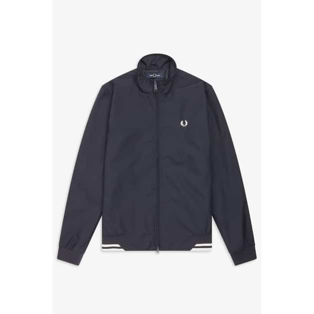 Fred Perry Twin Tipped Sports Jacket Dunkelblau