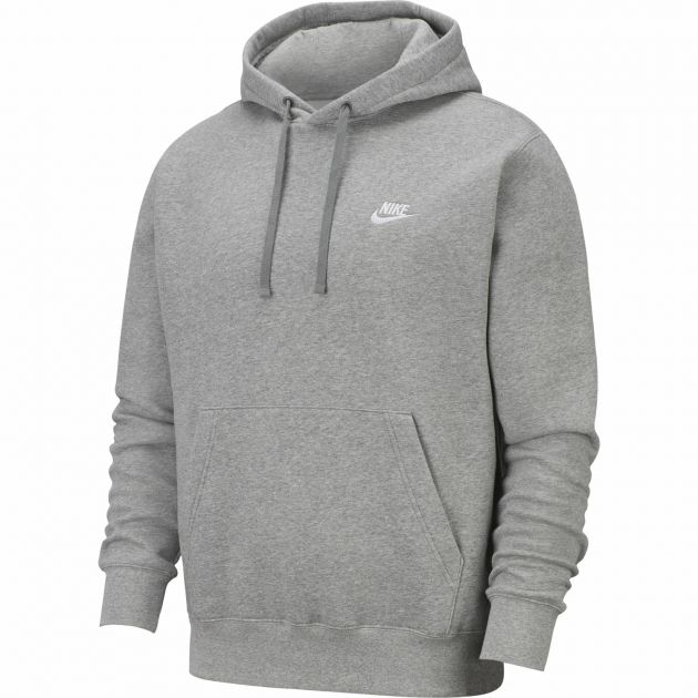 Nike Nike Sportswear Club Fleece Grau