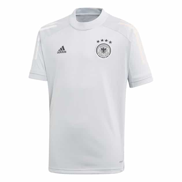 adidas DFB Training Jersey Kids Grau
