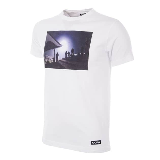 Copa Homes of football Fulham T-Shirt Weiß