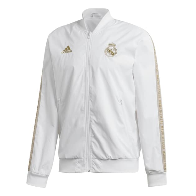 adidas Real Madrid Anthem Jacket Neutral