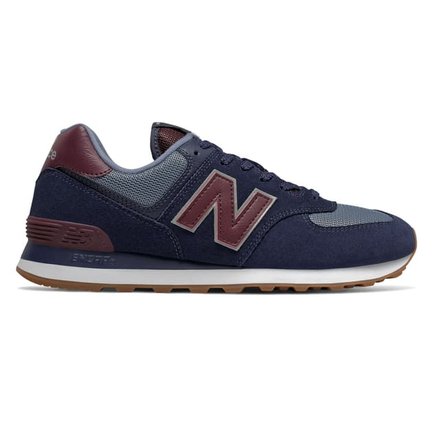 New Balance ML574 D Dunkelblau