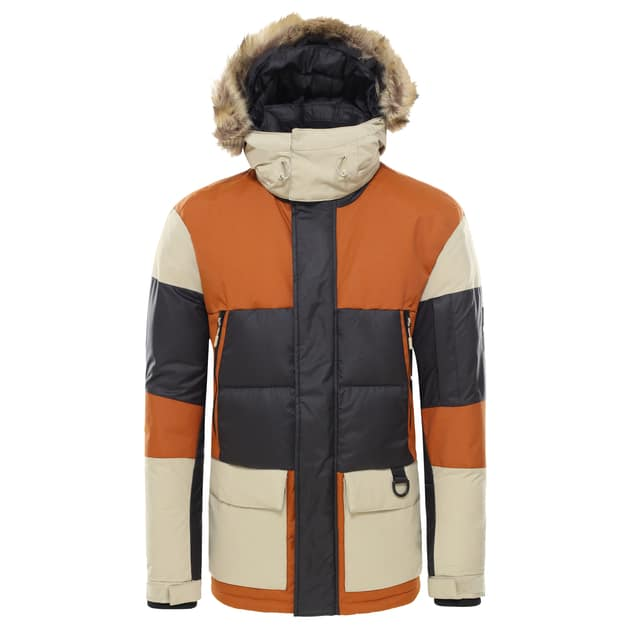 The North Face M VOSTOK PARKA Beige