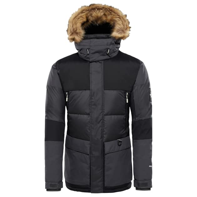 The North Face M VOSTOK PARKA Grau