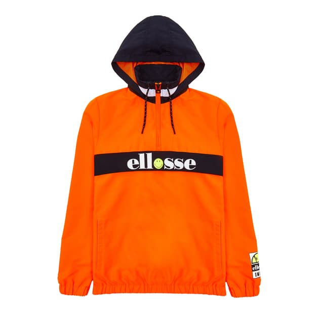Ellesse FISTINU OH JACKET Orange