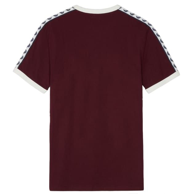 Fred Perry Taped Ringer T-Shirt bei Sport Schuster München