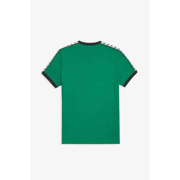 Fred Perry Taped Ringer T-Shirt bei Sport Münzinger München