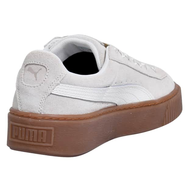 competitive price 99174 6a925 Suede Platform Bubble Wn