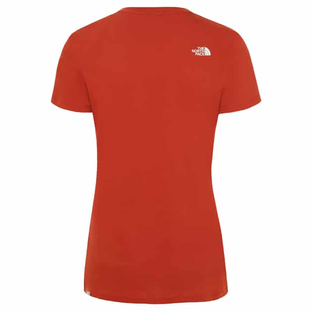 The North Face W S/S EASY TEE bei Sport Münzinger München
