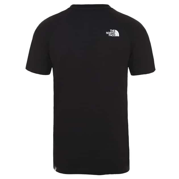 The North Face M S/S RAG RED BOX TE bei Sport Münzinger München