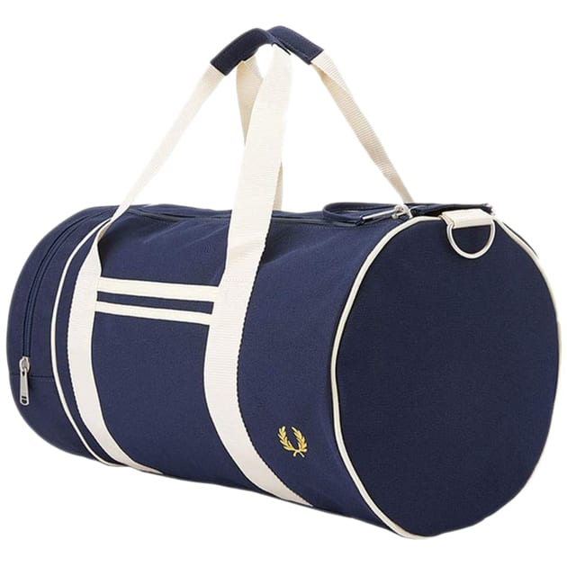 Fred Perry Twin Tipped Barell Bag bei Sport Münzinger München