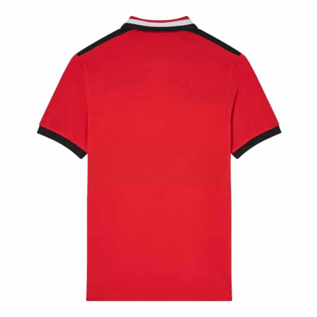 Fred Perry Chest Panel Polo Stripe bei Sport Münzinger München